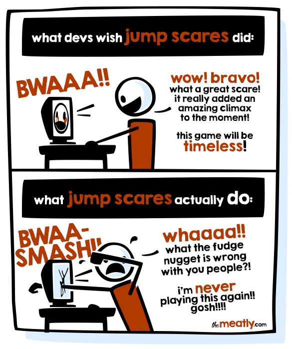 jumpscares