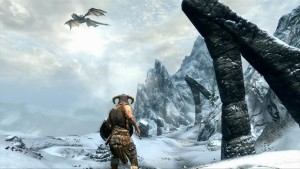 Skyrim_Dragon