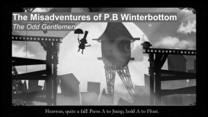 Misadventures of PB Winterbottom