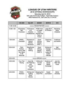 LUW_Schedule_Spring2016