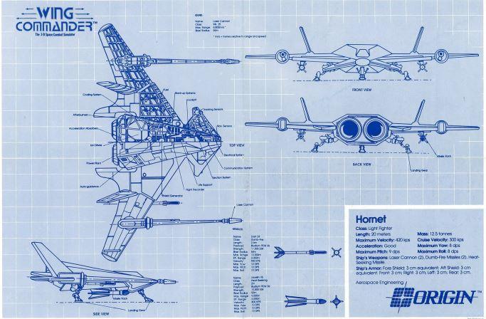 I Dream Of Wing Commander
